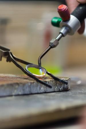 mokume-gane elk jewelry emilie leblanc kromberg photography ay8ne